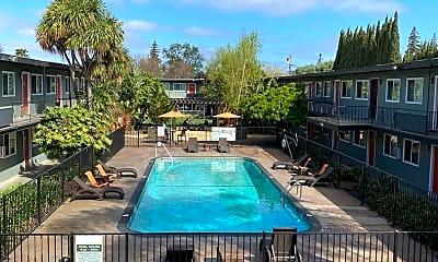 Pool, 763 Blossom Way, 1