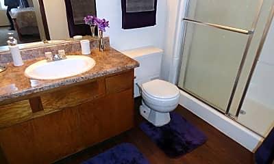 Bathroom, Quail Lakes, 2