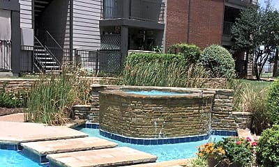 Pool, Hunters Ridge, 1