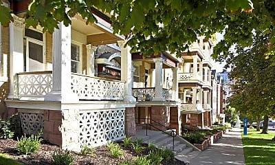 Building, Kensington Apartments, 0