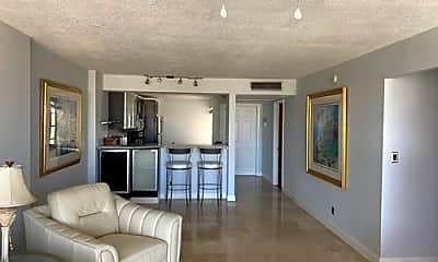 Living Room, 4 Royal Palm Way, 1