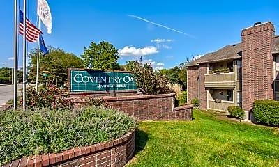 Community Signage, Coventry Oaks, 2