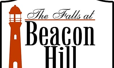Building, The Falls At Beacon Hill, 2