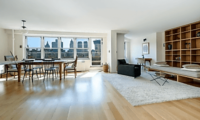 Living Room, 150 W 68th St, 0