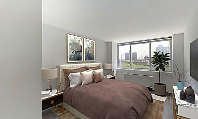 Bedroom, 229 Chrystie Street, Unit 713, 0