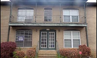 Building, 1601 N Bryant #29, 1