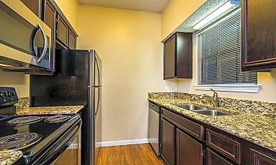Kitchen, Bridgehead, 1