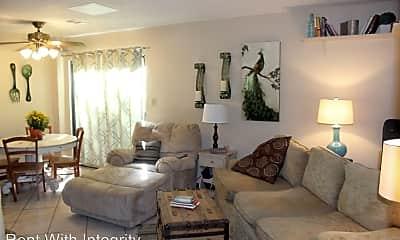 Living Room, 3705 Donovan Dr, 1