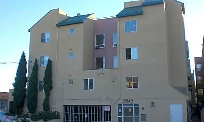 Building, 2943 MacArthur Blvd, 0