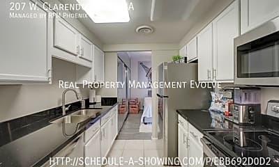 Kitchen, 207 W Clarendon Ave - 8A, 2