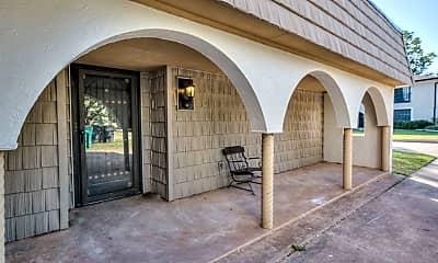 Patio / Deck, 6313 Overcourt Manor, 1