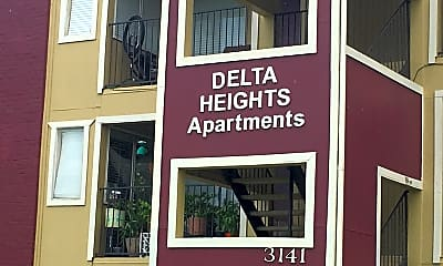 Delta Heights Apartments, 1