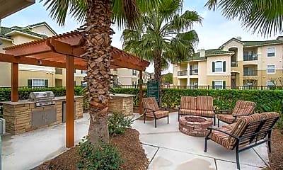 Patio / Deck, Chandler Park Apartment Homes, 2