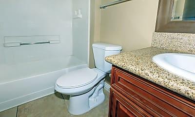 Bathroom, Las Brisas de Cheyenne, 2