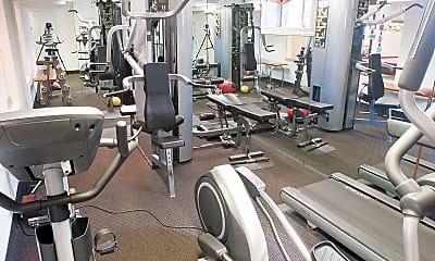Fitness Weight Room, Rock Creek Springs, 2