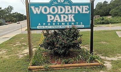 Woodbine Park, 1