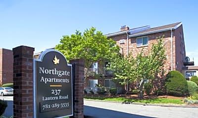 Northgate Apartments, 2