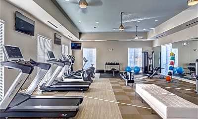 Fitness Weight Room, Creekside At Providence, 2