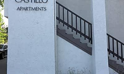 Castillo Apartments, 1