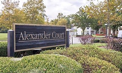 Alexander Court, 1