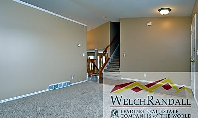 Living Room, 1185 E 3075 N, 1