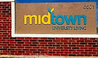 Community Signage, Midtown Corpus Christi, 2