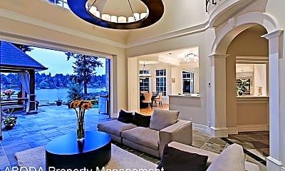 Living Room, 3000 Hunts Point Rd, 1