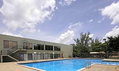 Pool, Cypress Grove, 1