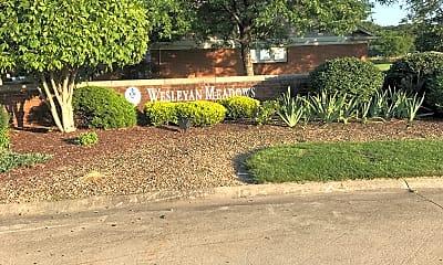 Wesleyan Meadows, 1