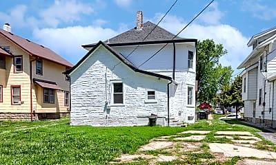 Building, 2565 Evans St, 2