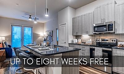Kitchen, Jefferson Alpha West, 0