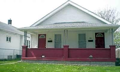 Building, 1356 N Gale Street, 0