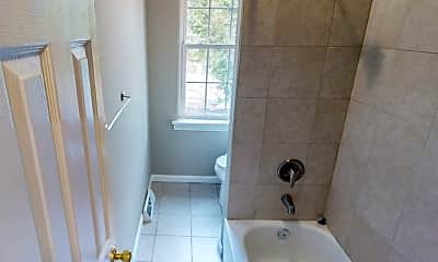 Bathroom, 2429 Druid Hill Ave, 2