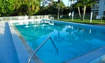 Pool, 2950 SE Ocean Blvd 1-9, 2