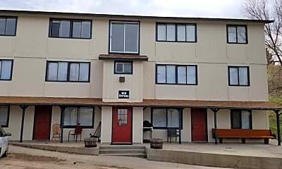 Building, 613 Dorsey, 0