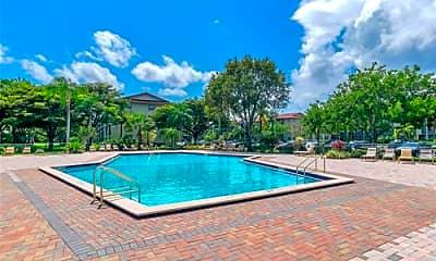 Pool, 13101 SW 15th Ct, 2