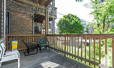 Patio / Deck, 2145 W Potomac Ave, 2