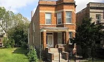 Building, 5727 S Sangamon St 1, 0
