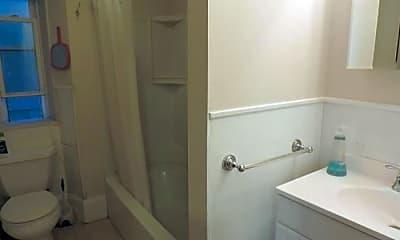 Bathroom, 105 Brookline St, 1
