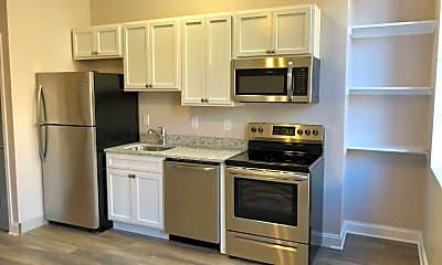 Kitchen, 833 Hollins St, 0