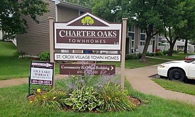 Charter Oaks Townhomes, 1