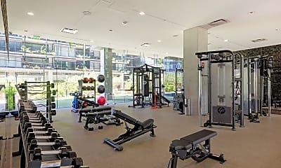 Fitness Weight Room, 7180 E Kierland Blvd 1105, 2