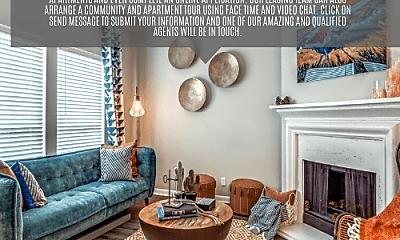 Living Room, Preserve At Preston, 0