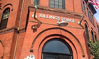 Billings Forge, 1