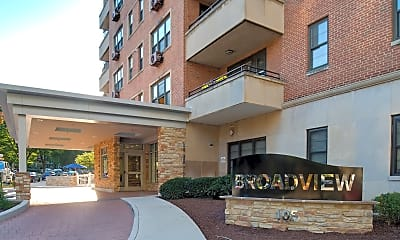 Community Signage, The Broadview Apartments, 0