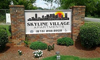 Skyline Village Apartments, 1