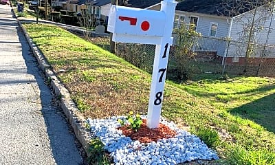 Community Signage, 178 Dahlia Ave NW, 1