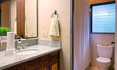Bathroom, 1247 Mokulua Dr, 2