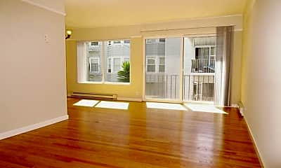 Living Room, 1865 Bush St, 0