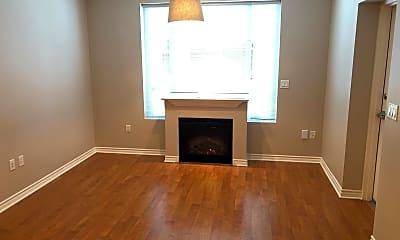 Living Room, 300 W Beech St 14, 1